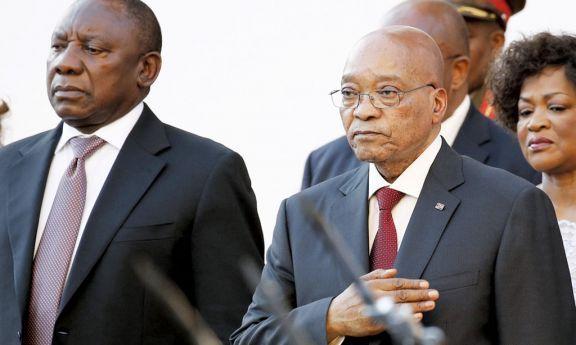 ANC concebe 48 horas a Jacob Zuma para abandonar o cargo
