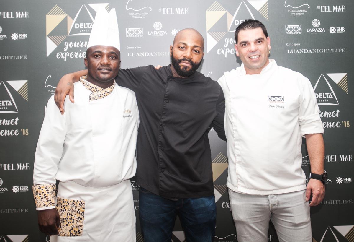 """Chefs disputam """"Delta Gourmet Experience"""" para potenciar os serviços de restauração em Angola"""