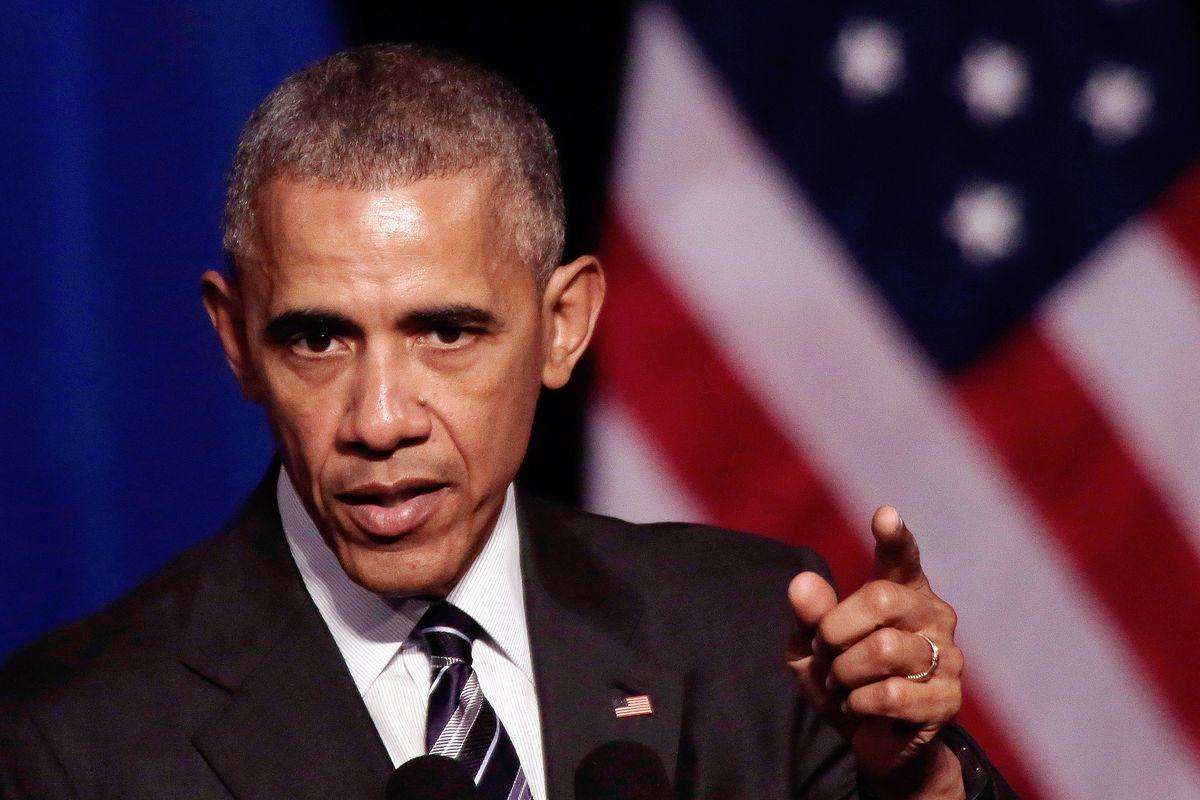 "Obama critica ""erro grave"" de Trump ao abandonar acordo nuclear"