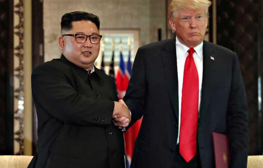 Acordo assinado já é uma realidade: Pyongyang vai abandonar o programa nuclear e EUA garante protecção