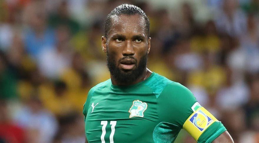 """Drogba considera que """"o futebol africano sofreu retrocesso"""" com a eliminação das selecções africanas no Mundial da Rússia"""