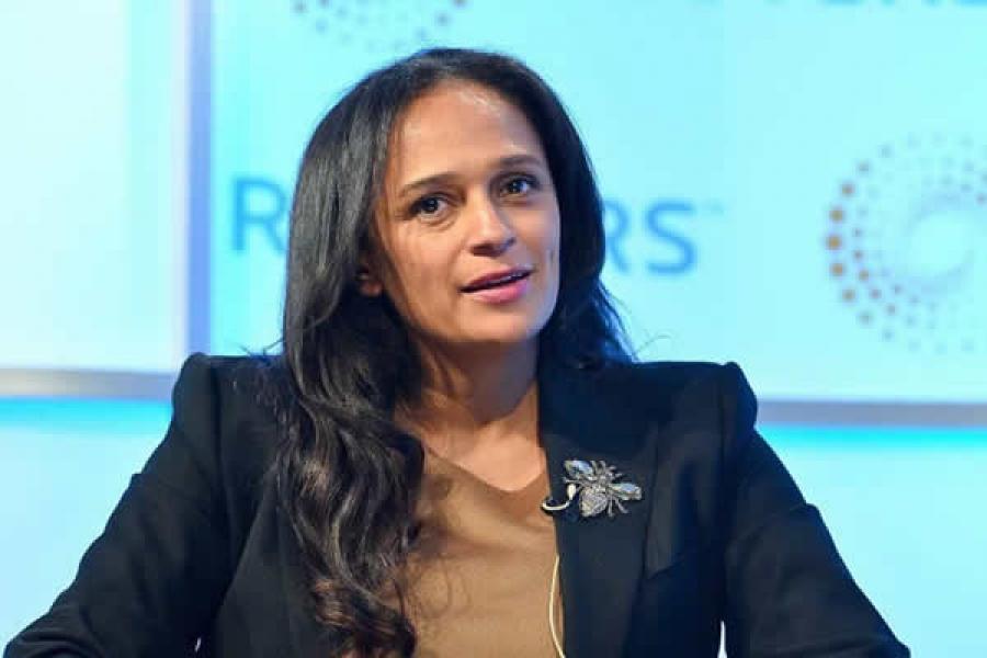 """Isabel dos Santos encoraja angolanas a desafiarem o mercado científico e tecnológico e condena o """"preconceito"""""""