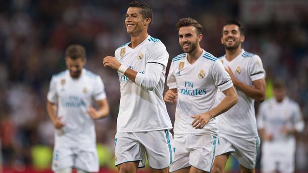 Real Madrid procura primeiro troféu após saída de Cristiano Ronaldo