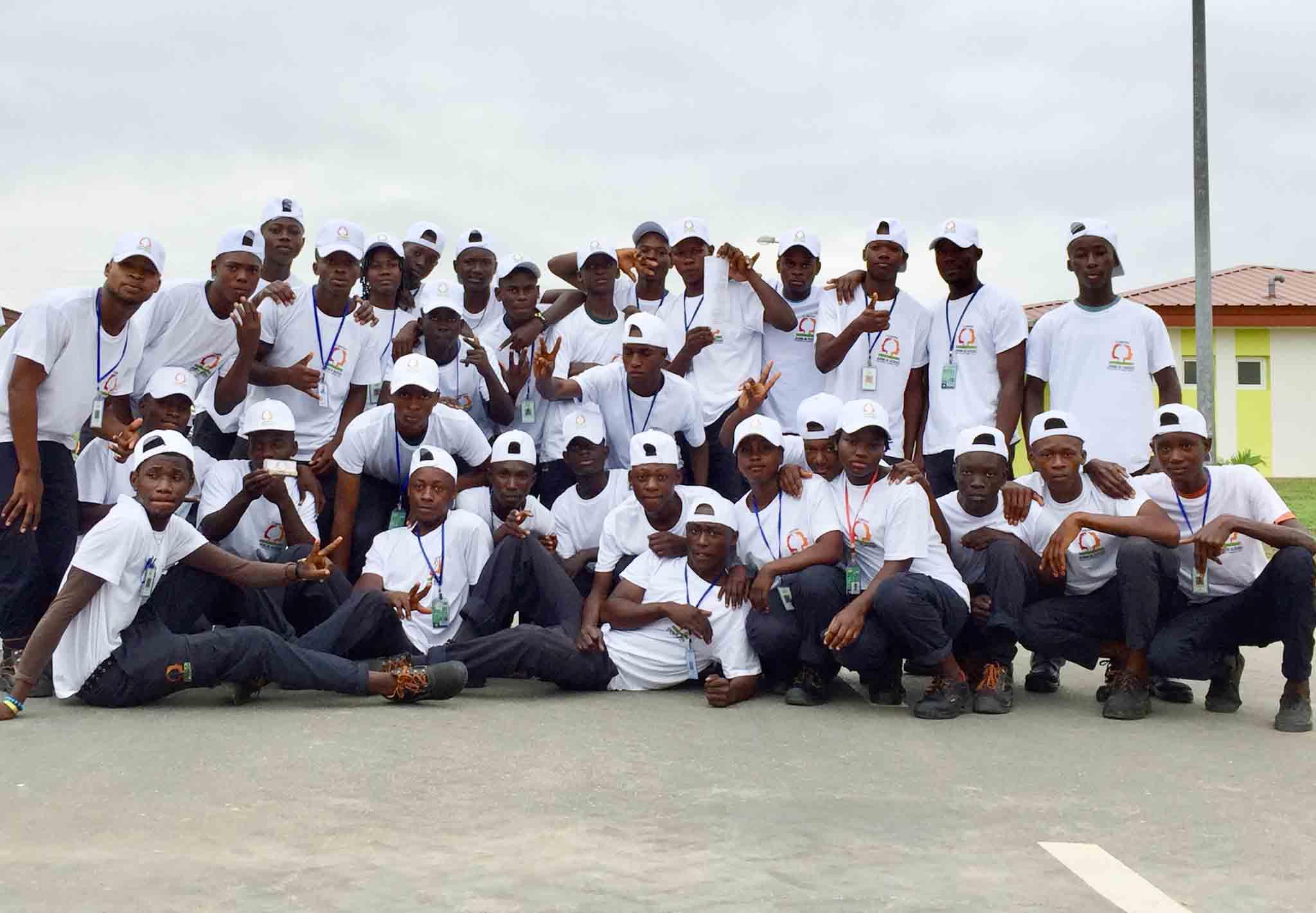 Cabinda: Mais de 60 alunos vão beneficiar de formação gratuita na Cidadela Jovens de Sucesso do Dinge