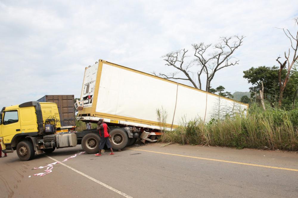 Benguela: Acidente de viação faz um morto e dez feridos