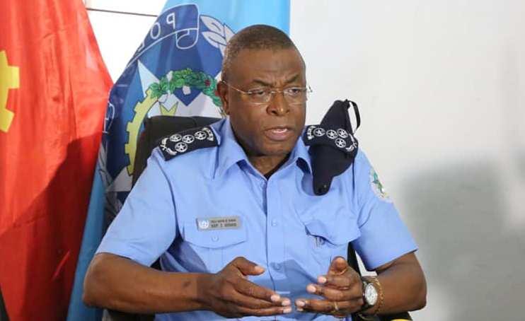Benguela: Comandante Geral garante existir segurança na província
