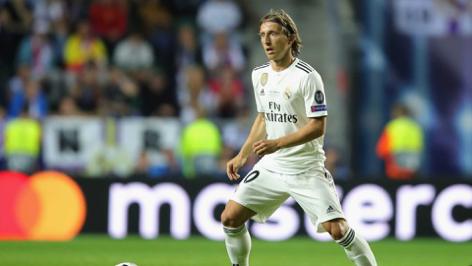 Goal distingue Modric com o título de melhor jogador do mundo em 2018