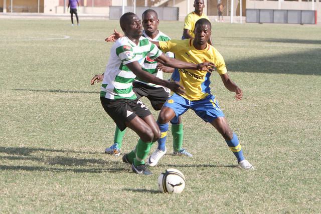 Sporting de Cabinda soma primeiro ponto no Girabola