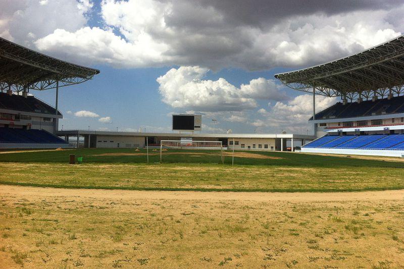 Estádio da Tundavala sem solução imediata