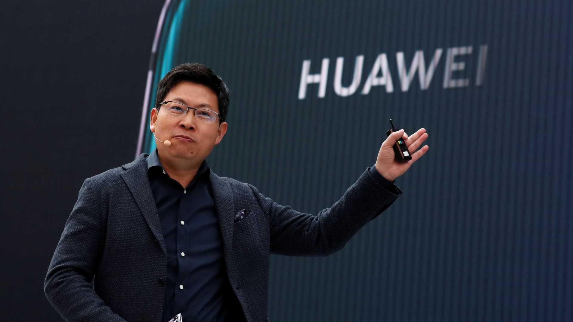 Huawei está a desenvolver rival do Android