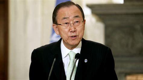 Ban Ki-moon pede ao líder norte-coreano que dê passos para a desnuclearização