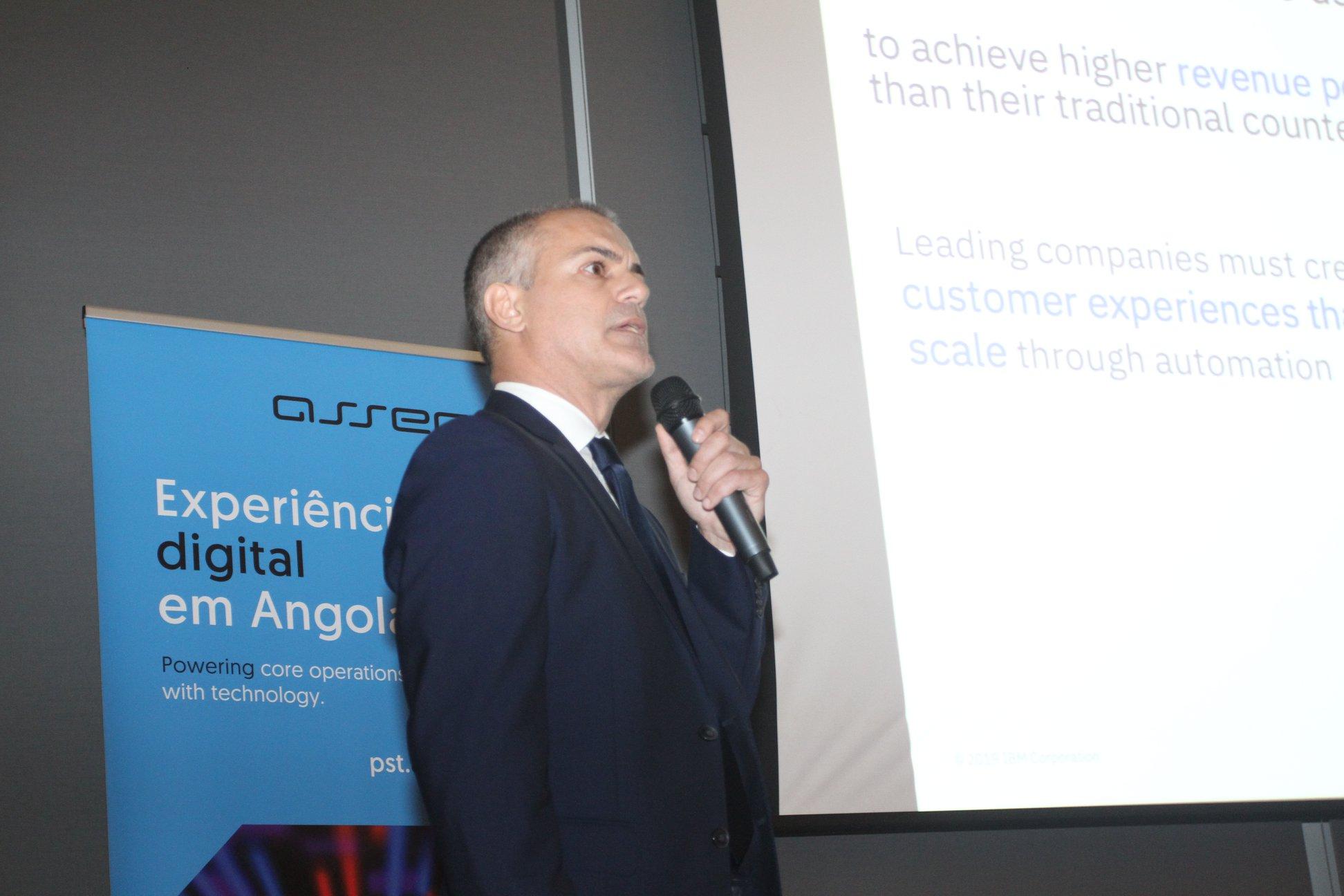 Quadros da banca debatem sobre os desafios da transformação digital