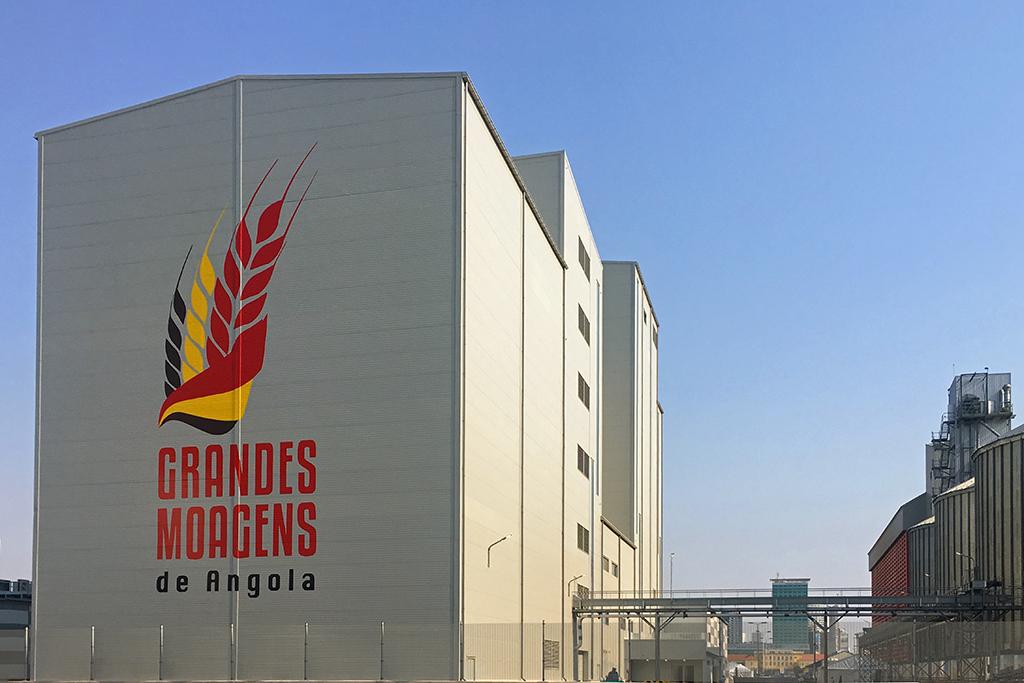 Grande Moagens de Angola esclarece que não tem qualquer participação do Estado