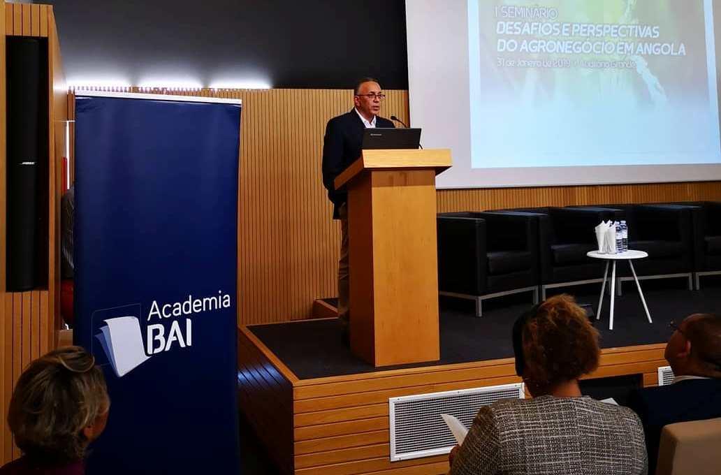 """""""É preciso pormos a nossa produção ao serviço da população e reduzir as importações"""", afirma José Carlos Bettencourt"""