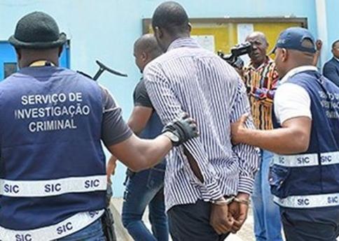 Altos funcionários do INEA detidos por crime de peculato