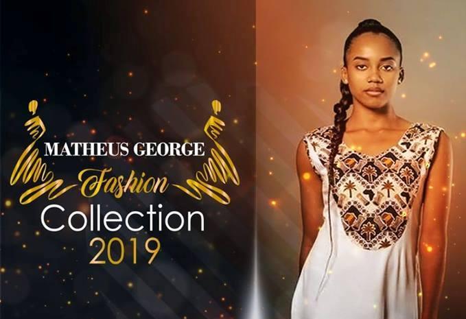 Estilista Matheus George lança nova colecção de roupas no Elinga Teatro