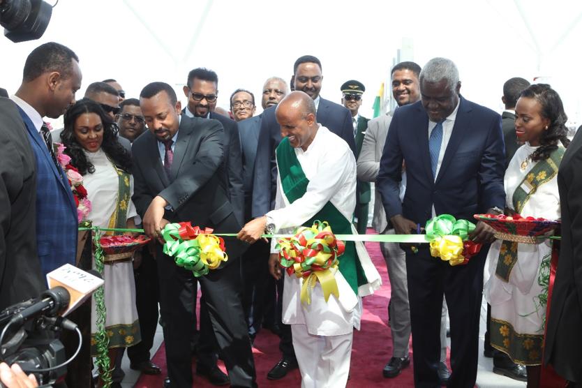 Primeiro-Ministro considera a Ethiopian Airlines um orgulho nacional