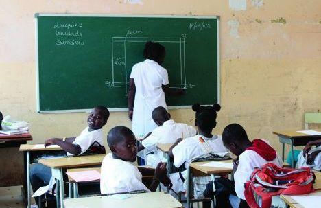 Novos professores exortados a terem seriedade no desempenho das suas funções