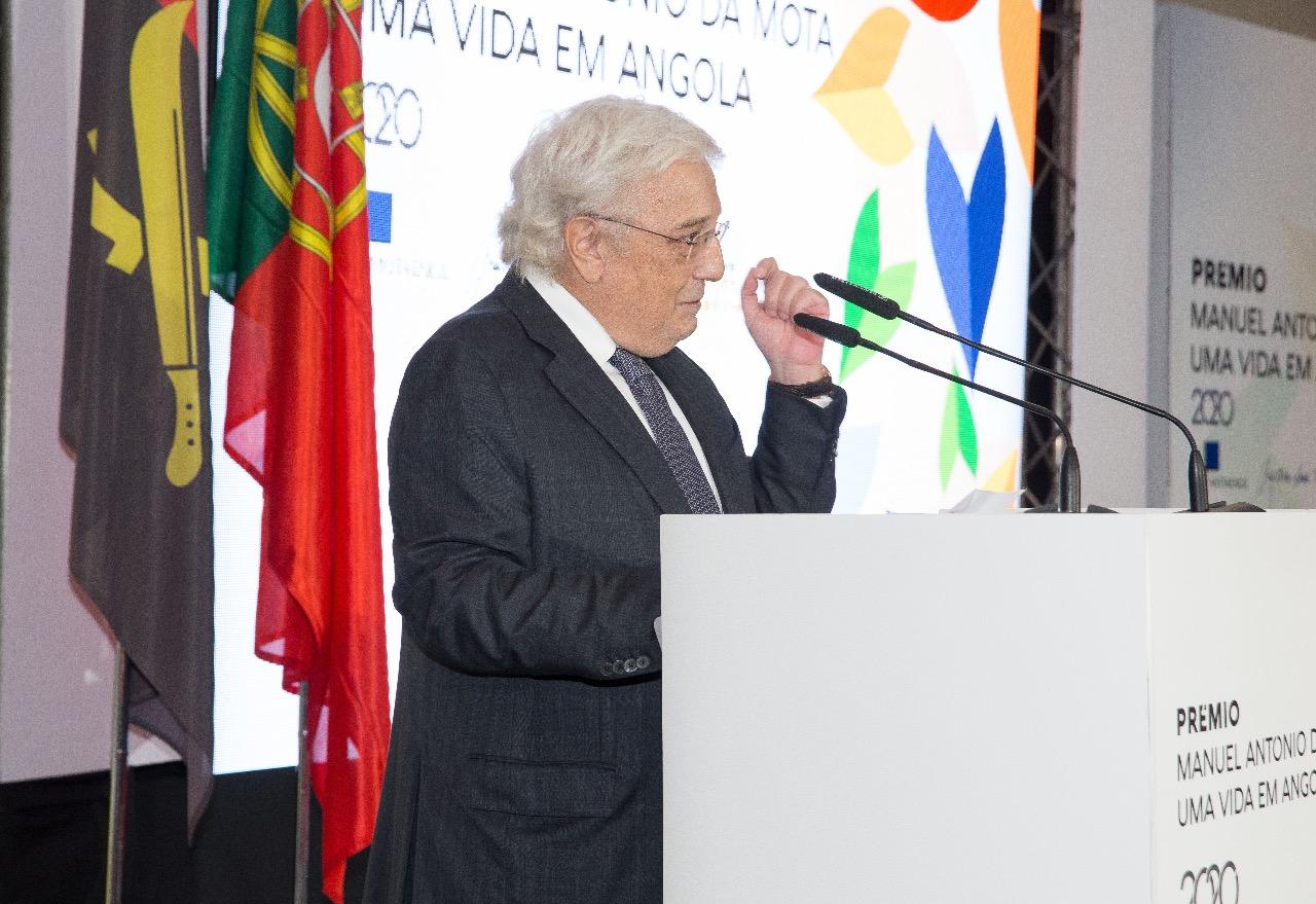 Primeiro Prémio Manuel António da Mota realiza-se em 2020