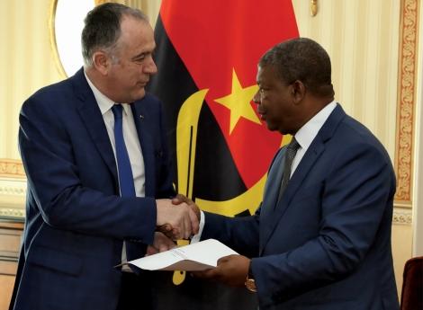França quer cooperar com Angola no domínio agrícola