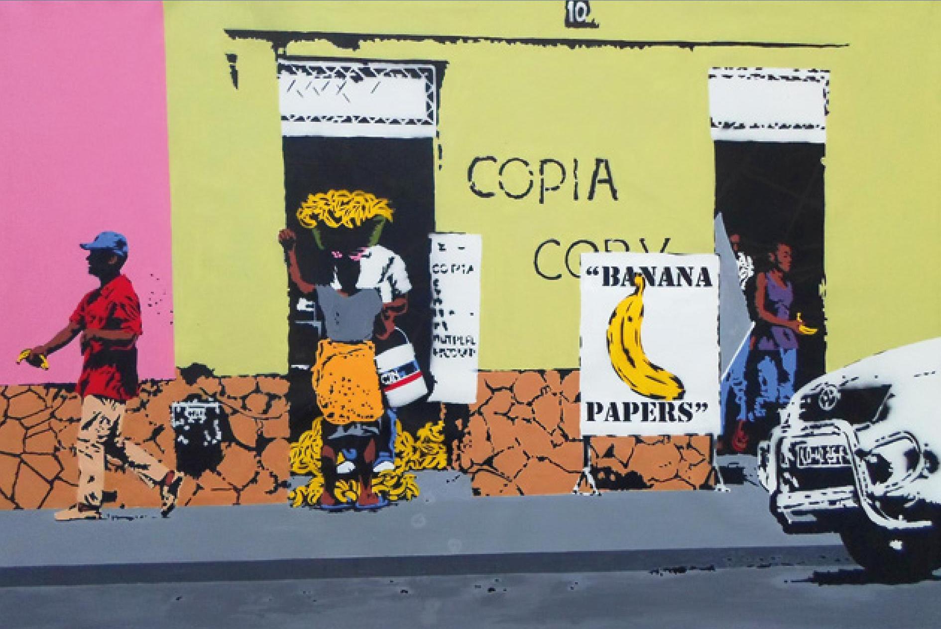 """""""Passado Presente"""" de Ricardo Kapuka vai ilustrar vontades e sonhos"""