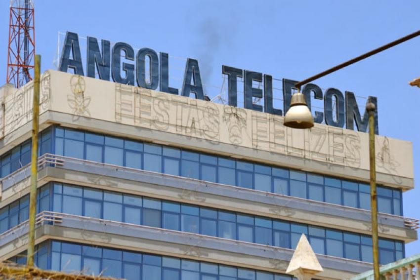 45% de privatização da Angola Telecom avaliada em 500 milhões USD
