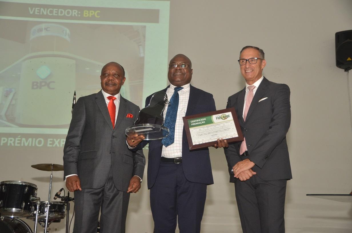 BPC foi o grande vencedor da ExpoMalanje 2019