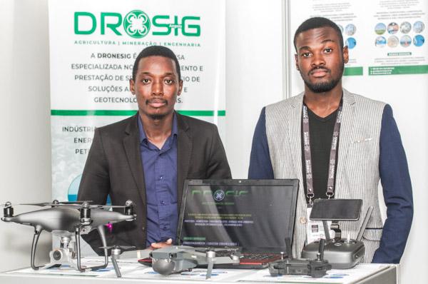 Actuar com drones para ajudar a estimular a agricultura