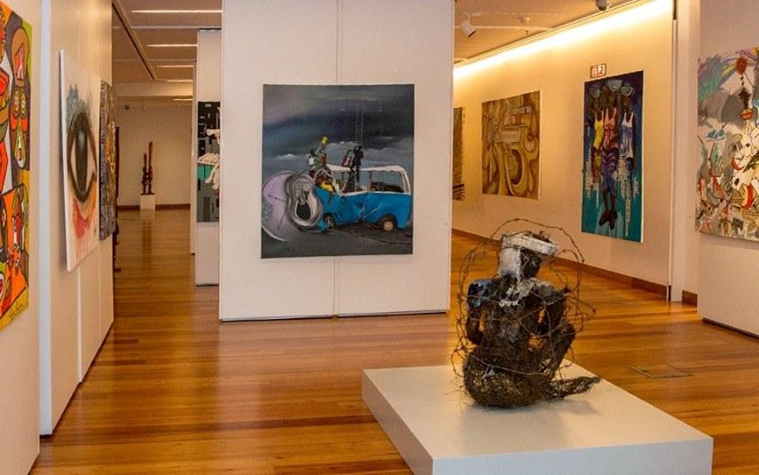 """""""UNTITLED 02"""": Exposição mantém-se em exibição e abre programa educativo"""