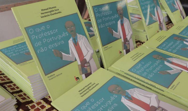Portal Colégios de Angola lança vídeo-aulas de português