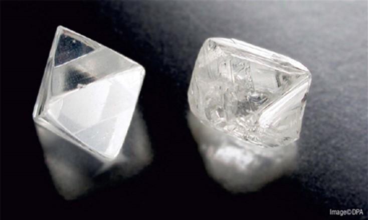 SODIAM encerrada para compra de diamante bruto em Angola