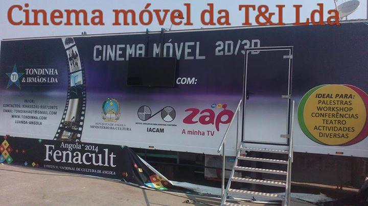 "Escolas voltam a acolher projecto ""Cinema móvel"""