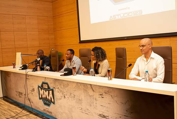 Studio 123 promove primeira liga angolana de MMA