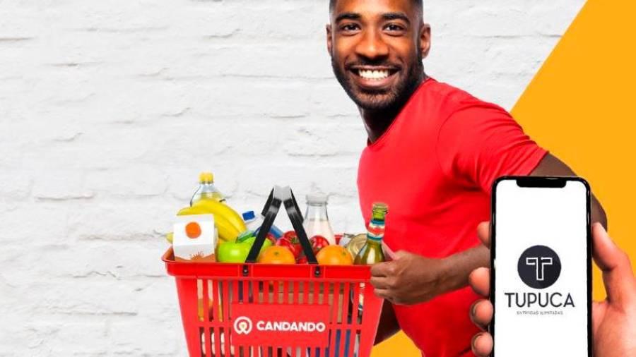Tupuca e Candando firmam parceria para compra online