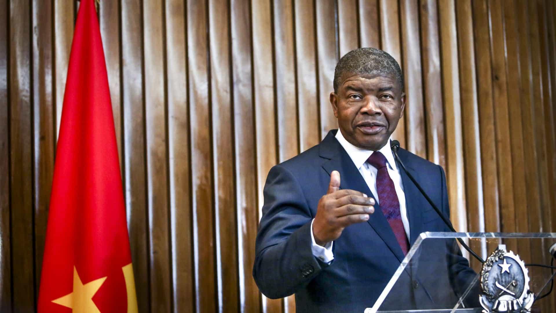 Angola tem condições criadas para investimentos seguros, garante João Lourenço