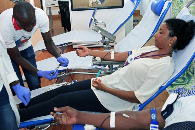 Campanha de doação de sangue contempla província do Uíge