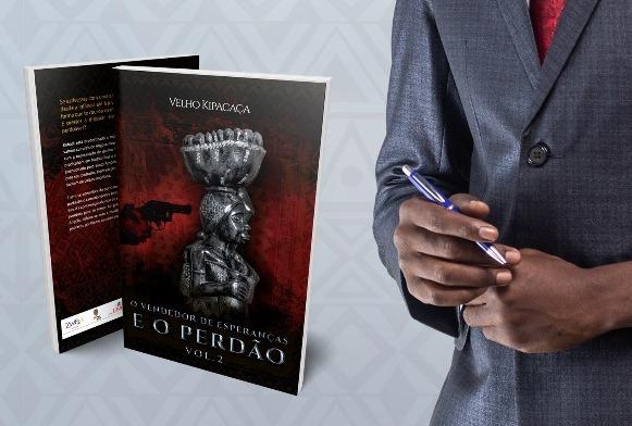 Segunda obra literária de Velho Kipacaça chega a público este mês