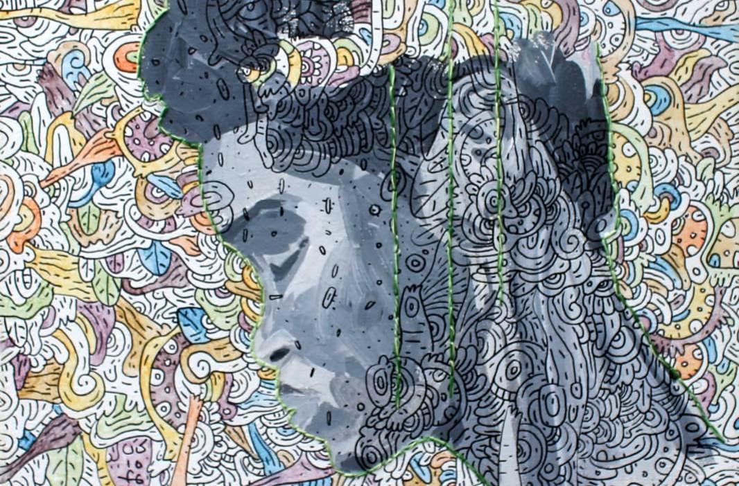 """Exposição """"A Fonte"""" reúne cinco jovens artistas angolanos"""