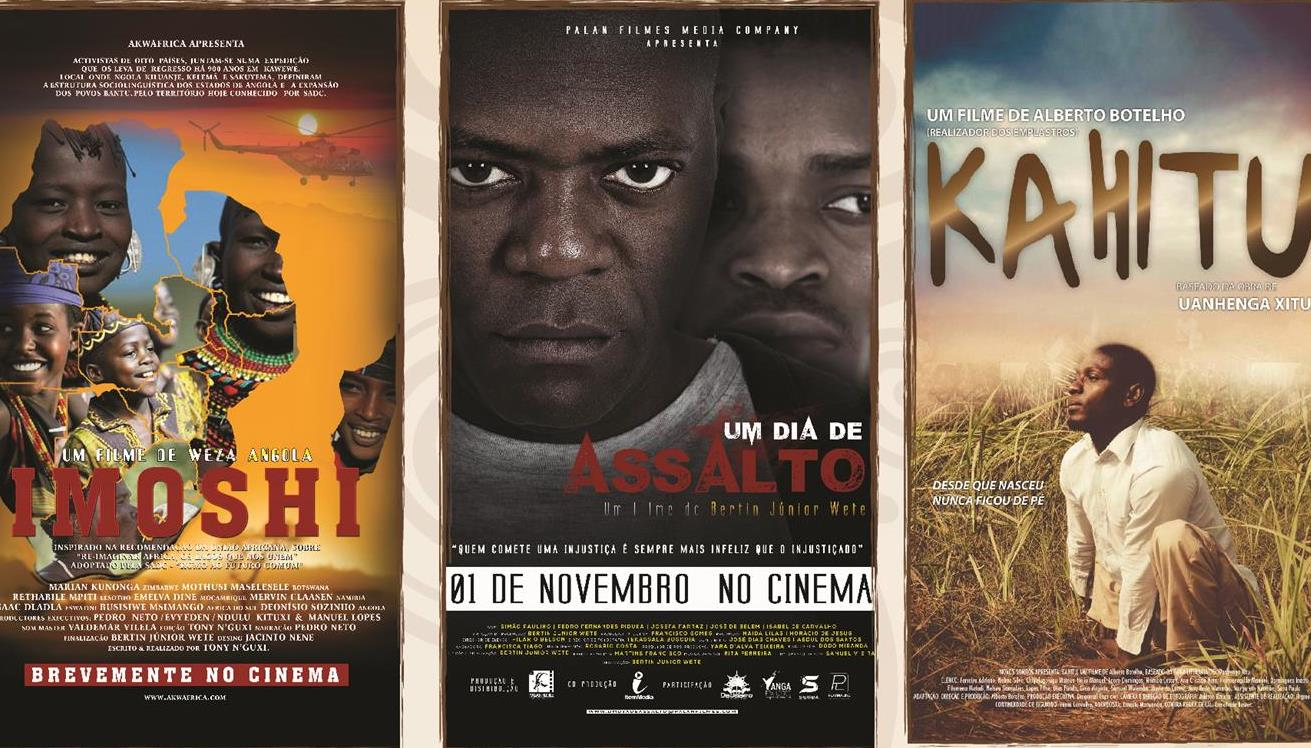 Cinemax apresenta produção cinematográfica angolana