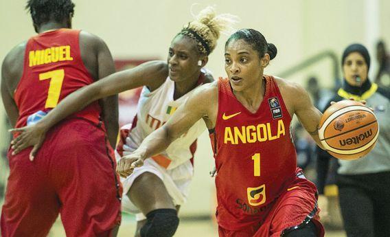 Federação angolana sem verbas para convocar selecção feminina de basquetebol