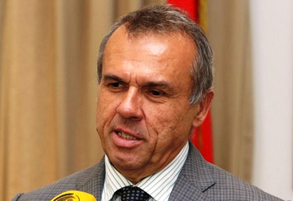"""""""Angola deu a África e ao mundo exemplo de solidariedade e irmandade"""", afirmou Paolo Balladelli"""
