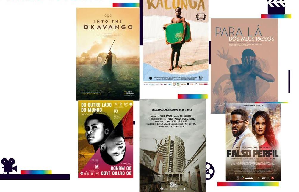 Seis filmes compõem o segundo Ciclo de Cinema Angolano no ZAP Cinemas