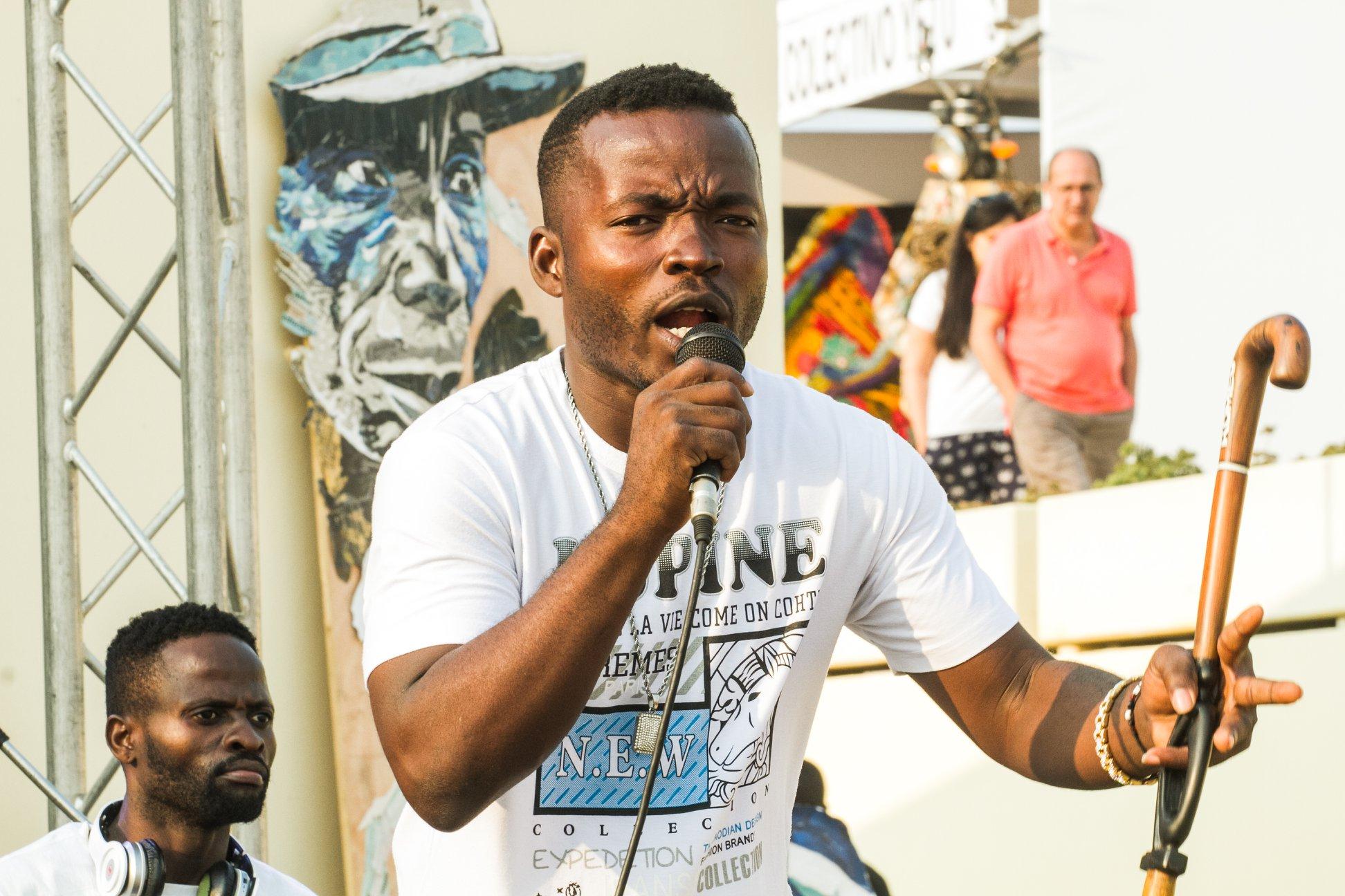 """""""O Rap angolano está muito adolescente e irresponsável"""", afirmou Doutor Romeu"""