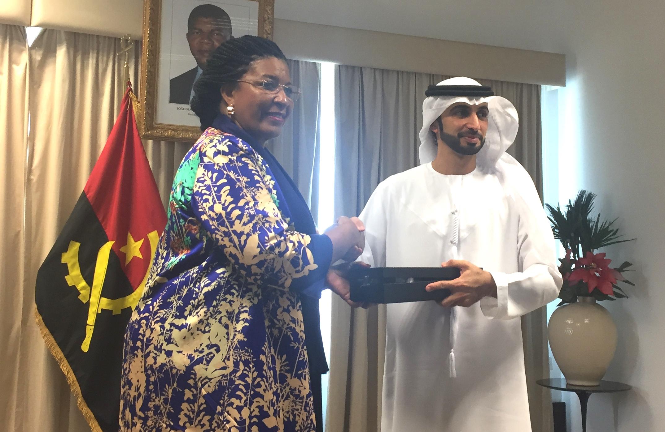 Emirados Árabes Unidos pretendem investir no turismo angolano