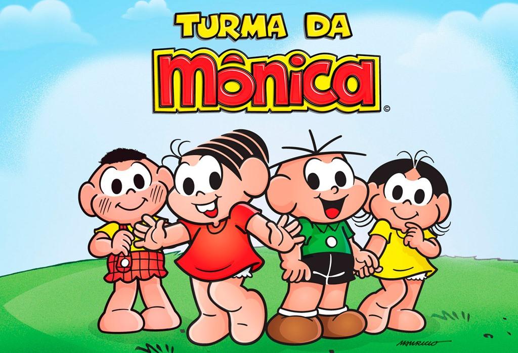 """Exposição """"Turma da Mônica"""" com visitas até 31 de Janeiro"""