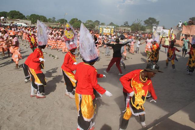 Vinte e três grupos disputam Entrudo no Bengo