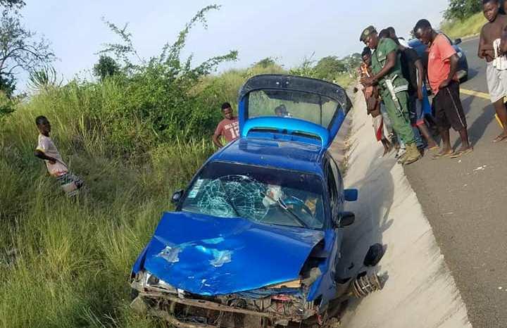 Bengo: Excesso de velocidade resulta em três feridos