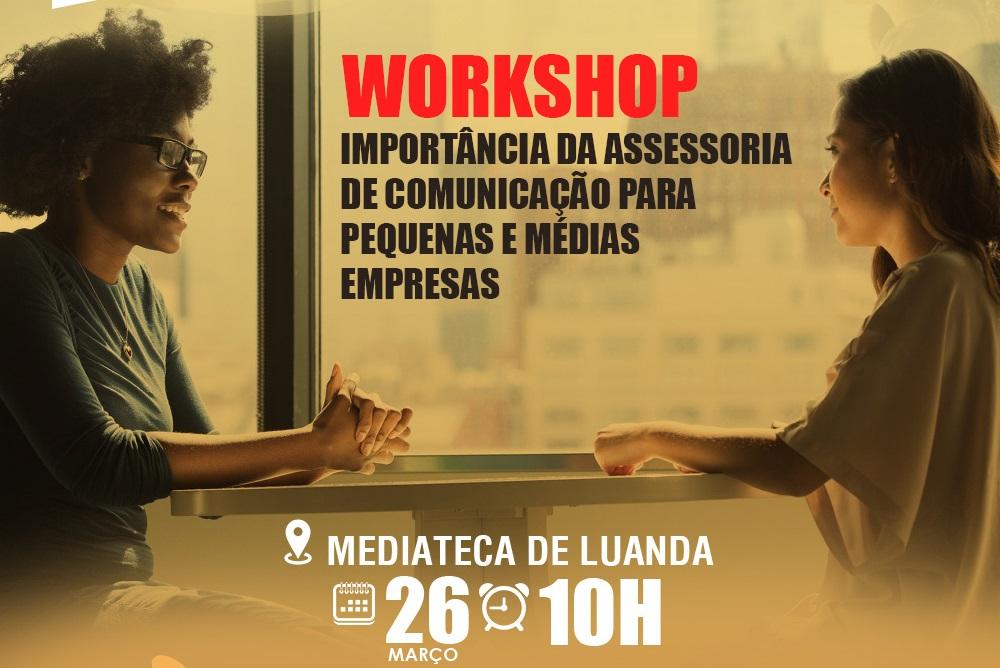 """Workshop reflecte sobre """"A importância da assessoria de comunicação para pequenas e médias empresas"""""""