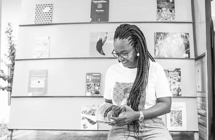 Transformar vidas através da leitura - Taça Cheia com Tchissola Mosquito
