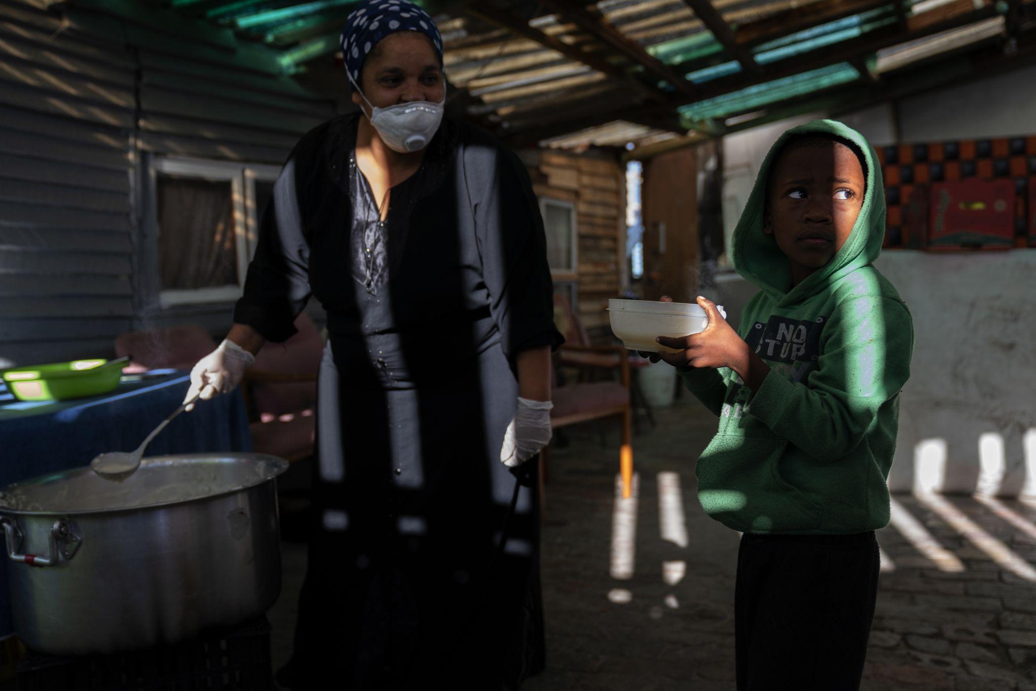 17 milhões de pessoas devem precisar de ajuda alimentar de emergência na África Ocidental